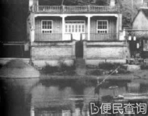 蒋经国在台北逝世