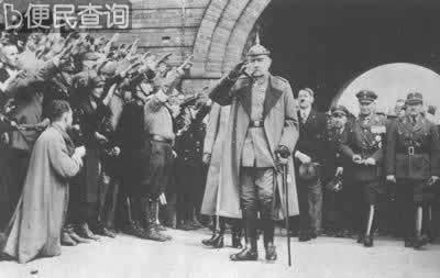 兴登堡逝世,希特勒继任德国总统