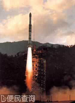 中国发射运载火箭