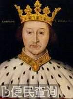 英格兰国王理查二世逝世
