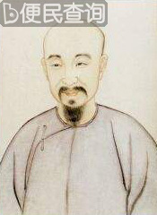 中国明代戏剧家孔尚任逝世