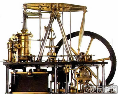 英国发明家詹姆斯·瓦特逝世