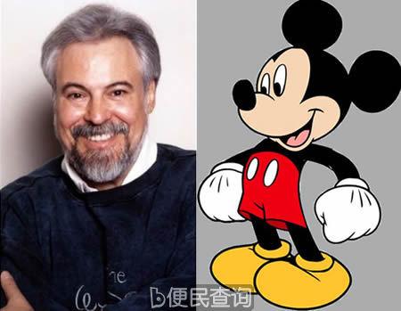 米老鼠的配音人韦恩·艾尔温因糖尿病逝世
