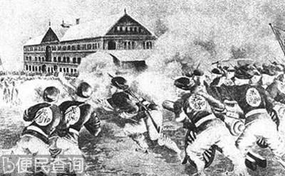 清军、义和团与八国联军天津激战