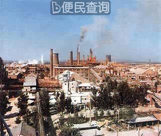 中国第一个大型氧化铝生产基地建成