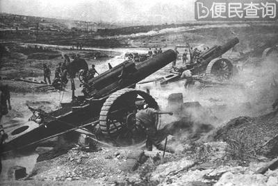 第一次世界大战中英法发动索姆河战役