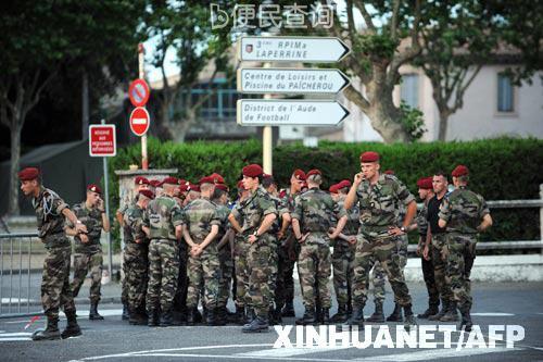 法国陆军参谋长因实弹演习走火案引咎辞职