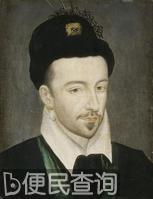 法国国王亨利三世逝世