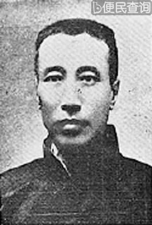 政治活动家杨度逝世