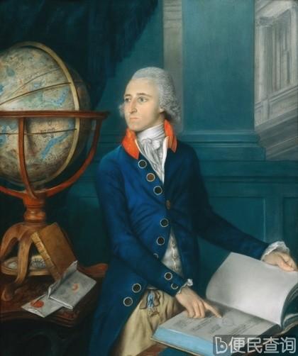 英籍荷兰裔天文学家约翰·古德利克出生