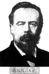 俄国物理学家、无线电的发明者波波夫逝世